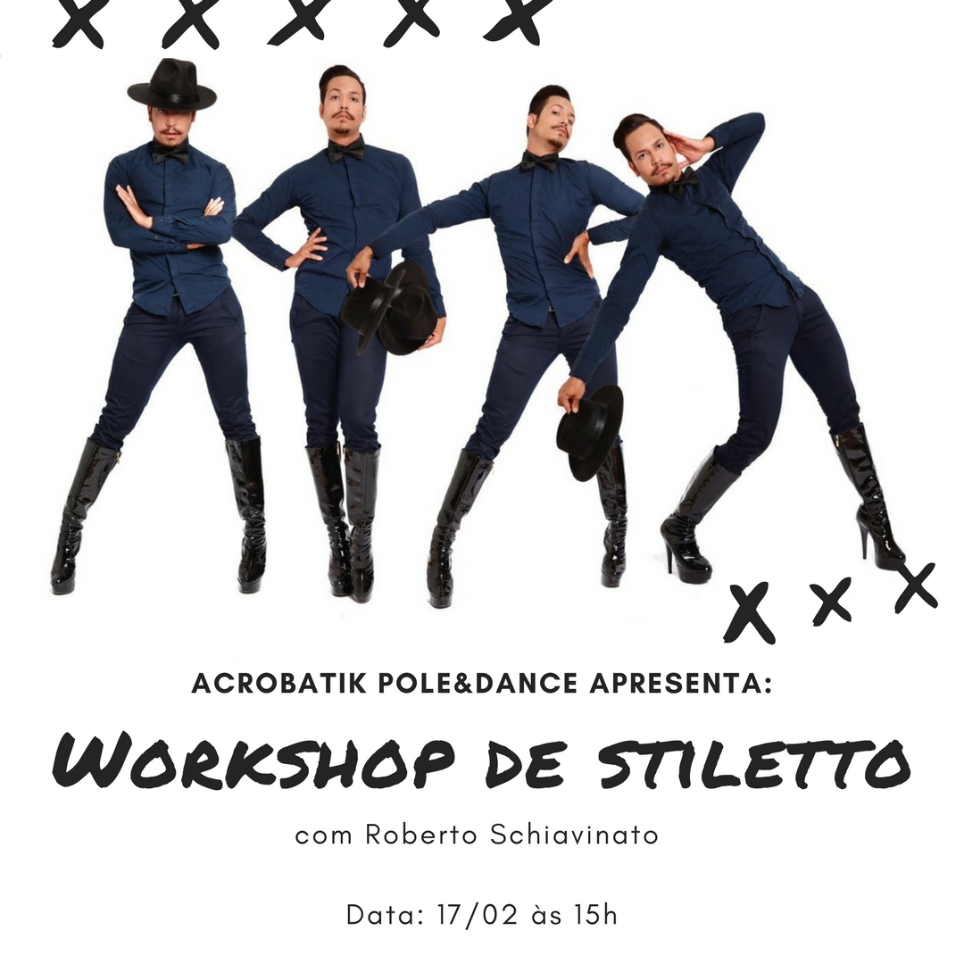 Workshop de Stiletto